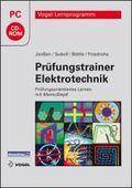 Prüfungstrainer Elektrotechnik, CD-ROM
