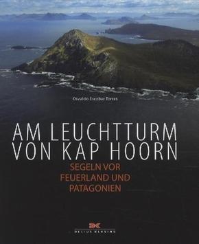 Am Leuchtturm von Kap Hoorn