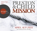 Preston, Mission, 6 Audio-CDs
