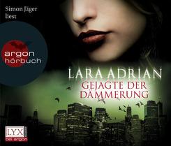 Adrian, Gejagte der Dämmerung, 6 CDs