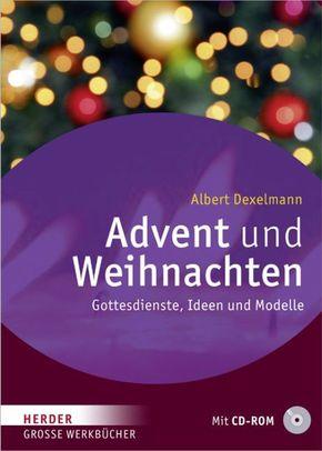 Advent und Weihnachten, m. CD-ROM