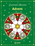 Zauberhafte Mandalas: Advent