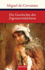 Die Geschichte des Zigeunermädchens