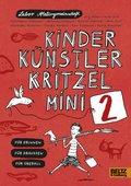 Kinder Künstler Kritzelmini - Bd.2
