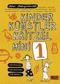 Kinder Künstler Kritzelmini - Bd.1