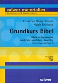 Grundkurs Bibel, m. CD-ROM