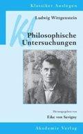 Ludwig Wittgenstein, Philosophische Untersuchungen