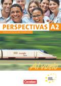 Perspectivas - Al vuelo: Sprachtraining; Niveau.A2
