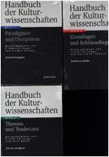 Handbuch der Kulturwissenschaften, 3 Bde.