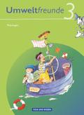 Umweltfreunde, Ausgabe Thüringen (Neubearbeitung 2009): Umweltfreunde - Thüringen - Ausgabe 2010 - 3. Schuljahr