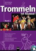 Trommeln ist Klasse! m. DVD - Bd.2