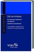 Die Lex Irnitana