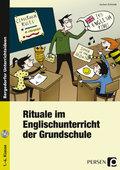 Rituale im Englischunterricht der Grundschule, m. CD-ROM