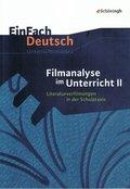 Filmanalyse im Unterricht, Erweiterungsband
