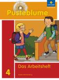 Pusteblume, Das Sprachbuch, Ausgabe 2010 Baden-Württemberg: 4. Schuljahr, Das Arbeitsheft