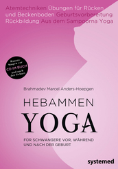 Hebammen Yoga, m. Audio-CD