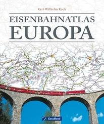 Eisenbahnatlas Europa