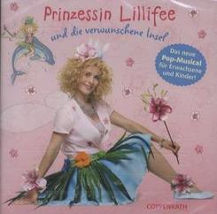 Prinzessin Lillifee und die verwunschene Insel, 2 Audio-CDs