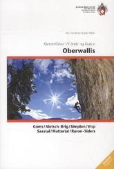 Kletterführer Oberwallis - Climbung Gude Oberwallis