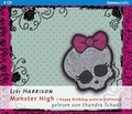 Monster High - Happy Birthda