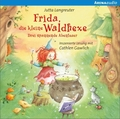 Frida, die kleine Waldhexe, 1 Audio-CD