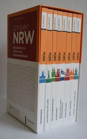 Unser NRW, Gesamtausgabe, 8 Bände