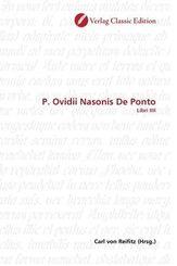 P. Ovidii Nasonis De Ponto