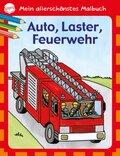 Auto, Laster, Feuerwehr
