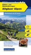 Hütten- und Alpwanderungen Allgäuer Alpen