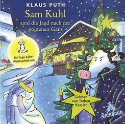 Sam Kuhl und die Jagd nach der goldenen Gans, 1 Audio-CD