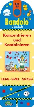 Bandolo (Spiele): Konzentrieren und Kombinieren (Kinderspiel); Set.45
