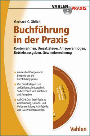 Buchführung in der Praxis, m. CD-ROM