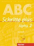 Schritte plus Alpha: Kursbuch, m. Audio-CD; Bd.2