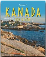 Reise durch Kanada, Der Osten