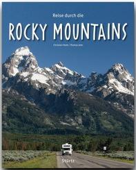 Reise durch die Rocky Mountains
