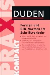 Formen und DIN-Normen im Schriftverkehr