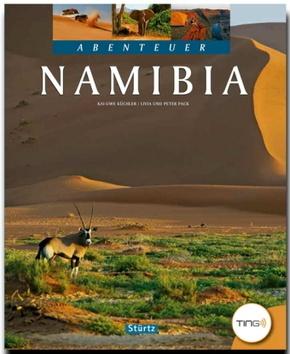 Abenteuer Namibia, Ein TING-Buch