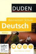 DUDEN Basiswissen Schule - Deutsch -