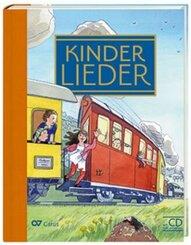 Kinderlieder, m. Audio-CD