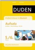 Einfach klasse in Deutsch - Aufsatz 5./6. Klasse