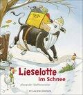 Lieselotte im Schnee, Mini-Ausgabe