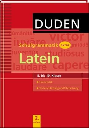 DUDEN Schulgrammatik extra Latein