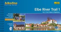 Bikeline Radtourenbuch Elbe River Trail - Pt.1