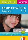 KomplettWissen Realschule Deutsch 5.-8. Klasse