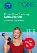 PONS Power-Sprachtraining Norwegisch, m. Audio-CD