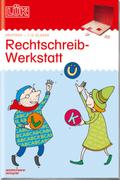 LÜK: Rechtschreibwerkstatt Deutsch 1./2. Klasse
