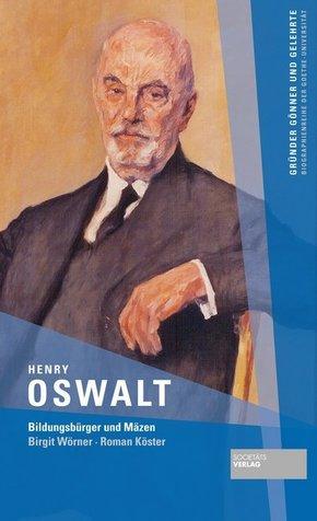 Henry Oswalt