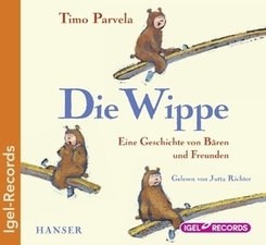 Die Wippe, Audio-CD