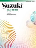 Suzuki Cello School - Vol.3