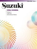 Suzuki Viola School - Vol.3